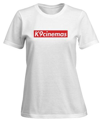 K9cinemas women's T