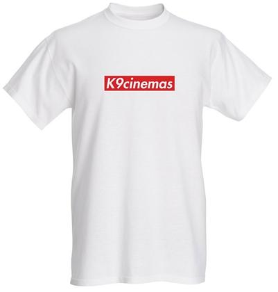 K9cinemas men's T
