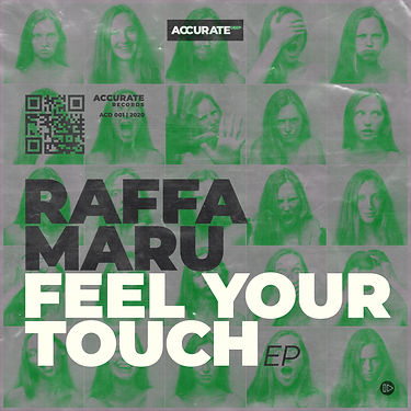 RAFFA MARU - Feel Your Touch_Cover 1 BIG
