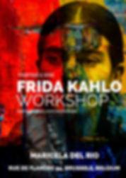 Frida Kahlo Painting Workshop Brussels