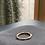 Thumbnail: Gold Plated Bamboo Ring