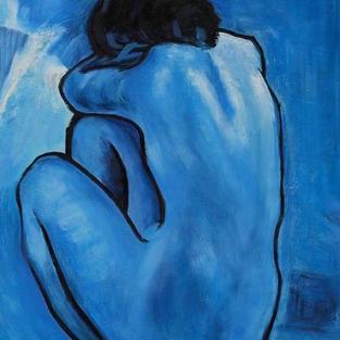 Blue Nude no.49