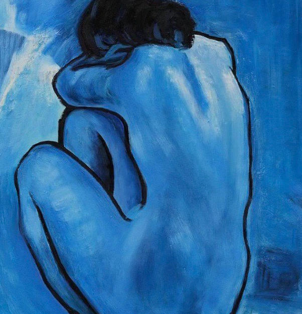 Blue Nude no.49