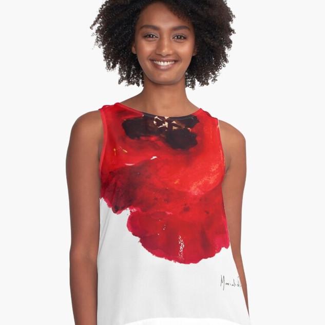 Art Wear Flor Top