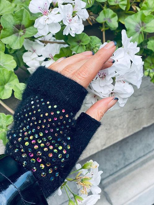 Wool Gloves Fingerless