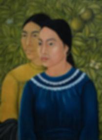 Dos Mujeres Art Workshop by Maricela del