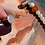Thumbnail: Boho Necklace  03  | Czech Crystal Pearls and Gemstones |  Handmade Jewelry