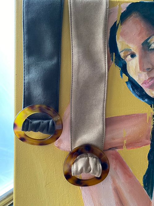 Belts for your dresses and coats