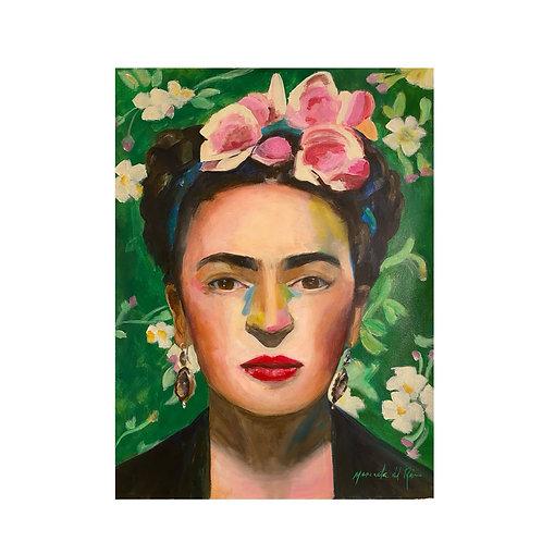 Frida Kahlo | Green