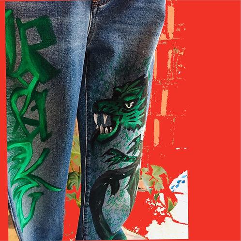 Jeans Kalibacci by Emiliano Gallegos