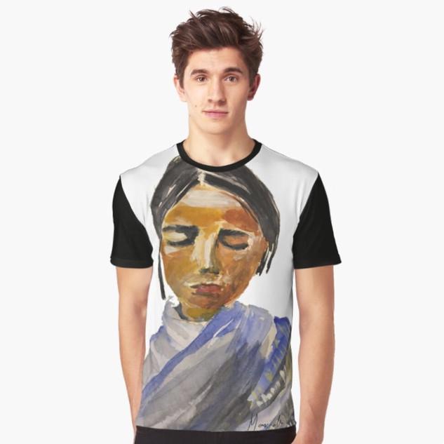 Art Wear La Indigena T-shirt Hommes