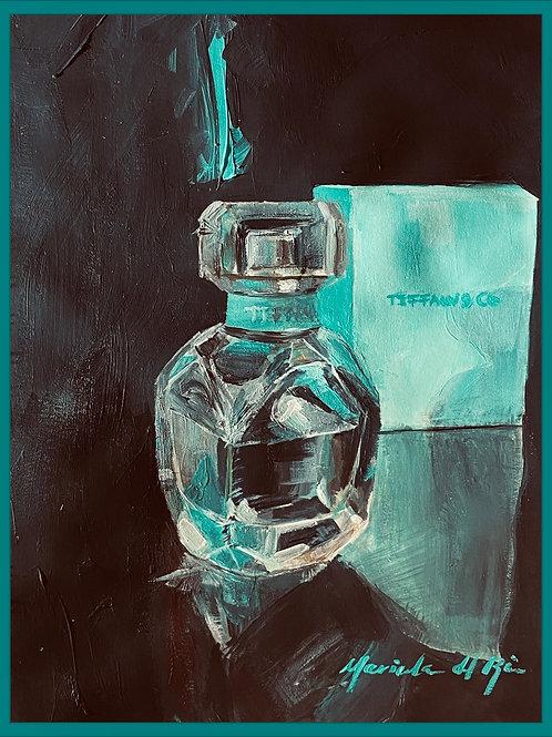 Fine Art Print Perfume Tiffany