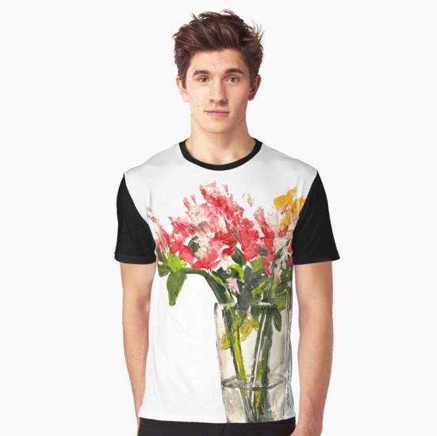 Art Wear El Jarron T-shirt Homme