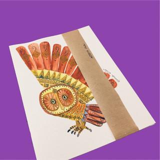 AZTECA OWL
