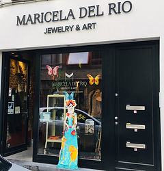 Jewelry and Art Store Brussels Belgium -