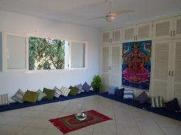 Sala Meditação e Aulas Yoga