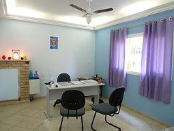 Sala de Atendimento terapias