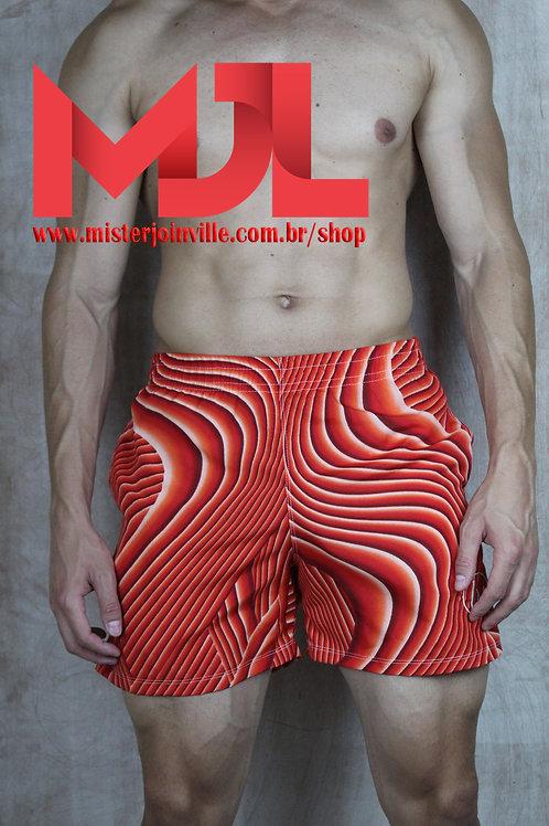 Shorts - Vermelho