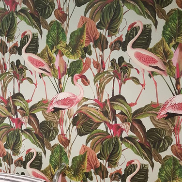 Wallpapering by Andrew Gill jungle.jpg