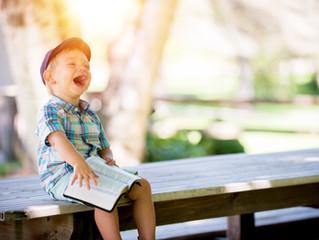Un Niño Feliz ¿Es un Adulto Feliz?