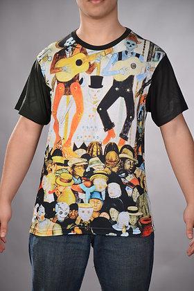 Música Muerto T-Shirt