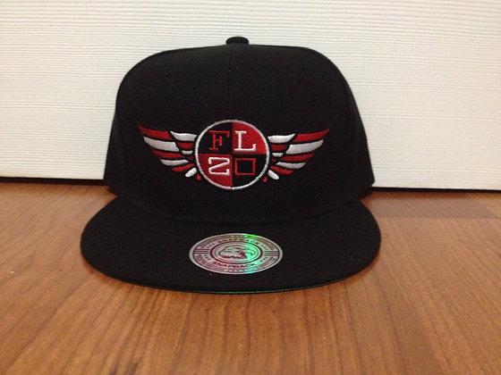 Wing Crest Snapback