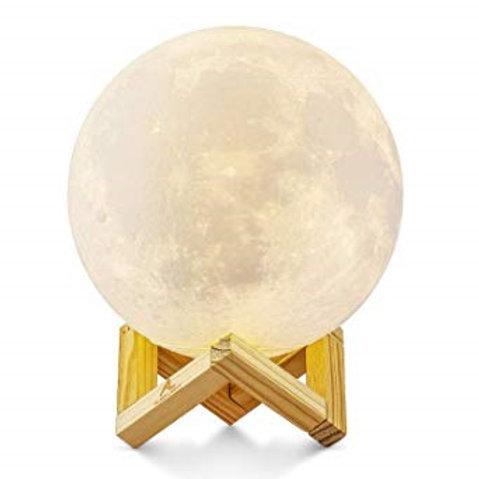 Mond-Lampe