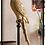 Thumbnail: Deko Figur Parrot Gold
