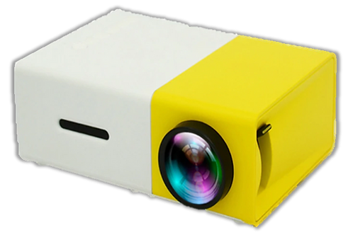 Mini-Projector LED