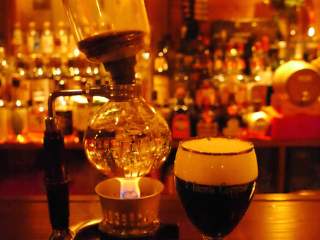 Irish Coffee (アイリッシュコーヒー)