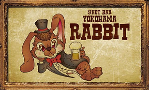 SHOT BAR YOKOHAMA RABBIT(横浜ラビット)
