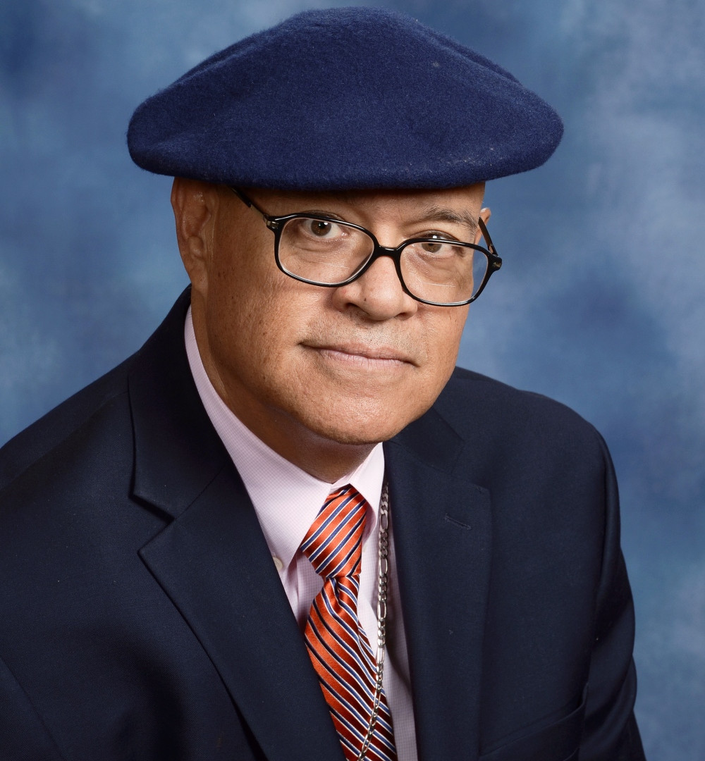 Reverend Dr. Isaac J. Canales PhD