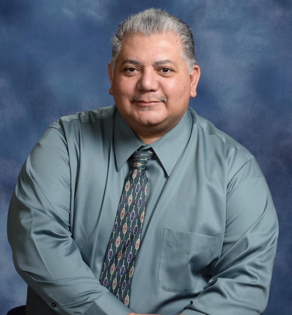 Pastor Frank Talavera