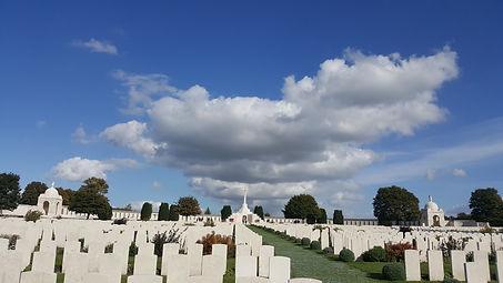 Tour del campo de batalla a Ypres y Passendale en Flandes.