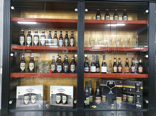 Circuit de la bière belge en Flandre
