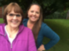 Mother and daughter estate sale team