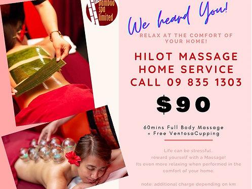 60mins Home Service