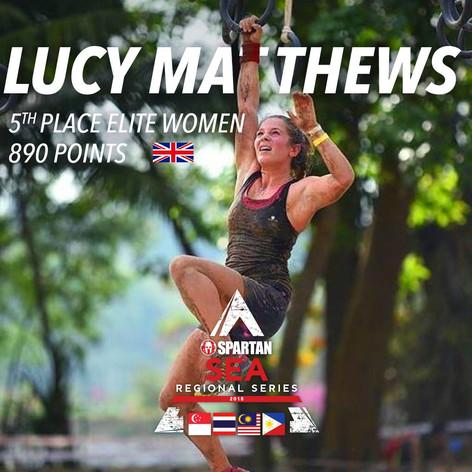Lucy Mathews