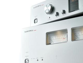 Audiodrom tester Luxman C-900u og M-900u