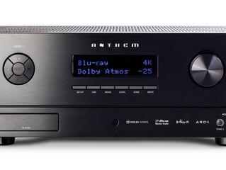 Anthem lancerer ny Surroundprocessor med DTS:X og Dolby Atmos.