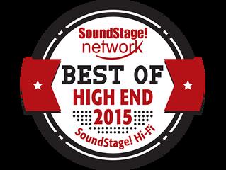 SoundStage! Hi-Fi Best of High End 2015