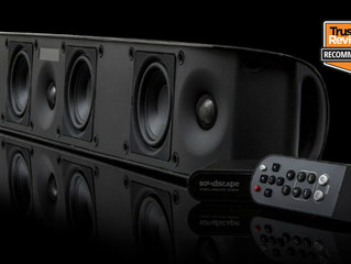 Trusted Reviews anbefaler Paradigm Soundscape