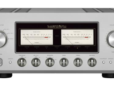 Ny forstærker fra Luxman: L-509X