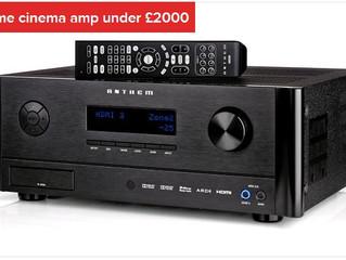 Anthem MRX 510 udråbt til årets bedste surroundreceiver
