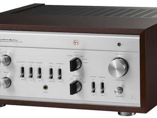 NYHED: Luxman LX-380 og D-380
