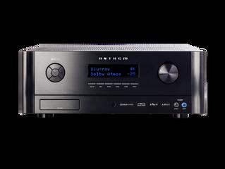 Anthem surroundreceivere med DTS:X og Dolby Atmos