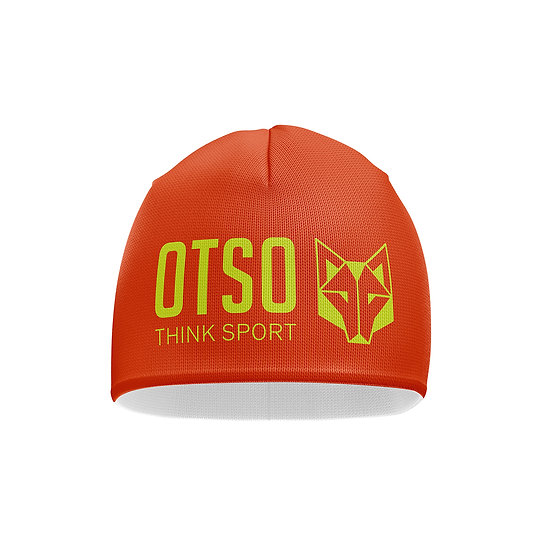 Hat Fluo Orange / Fluo Yellow