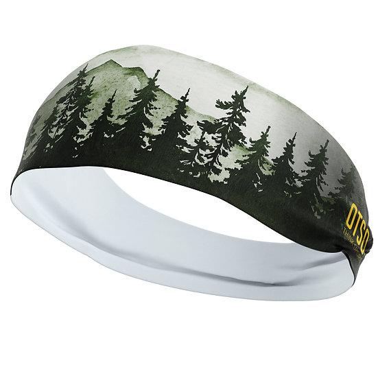 Headband Green Forest