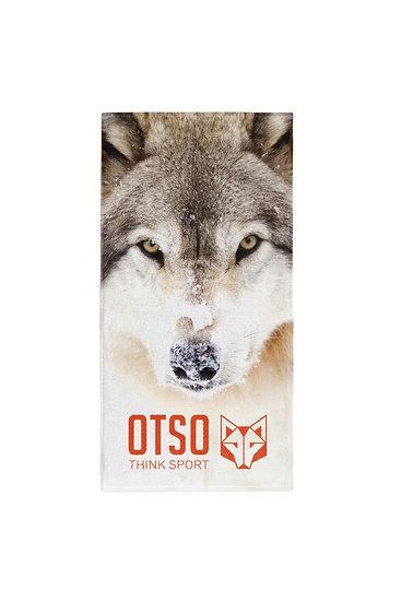 Microfiber Towel Wolf
