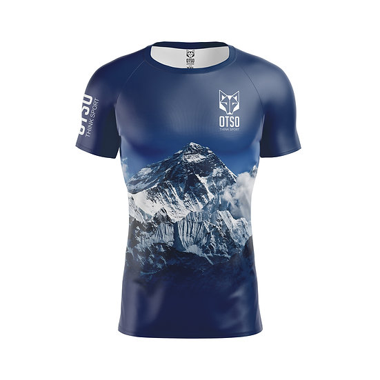 Men's Short Sleeve Shirt Everest